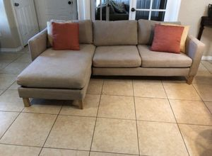 Ikea L Shaped Couch for Sale in Riverside, CA
