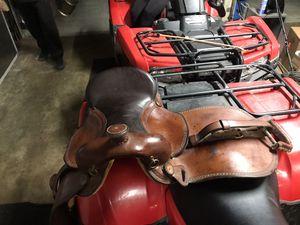 Makers Rancher Saddle 18.5in for Sale in Fairburn, GA
