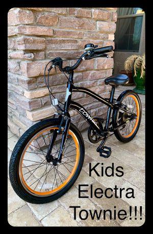 "Kids Electra 20"" Townie 7-Speed Beach Cruiser. Like New! for Sale in Chandler, AZ"