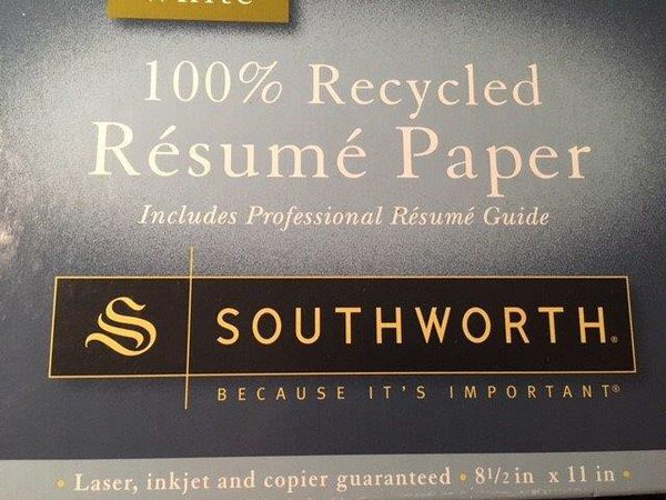 Bonded Resume Paper Professional Stock For Sale In Hazel