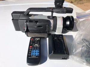 Canon 3CCD Digital Video Camcorder GL2 NTSC for Sale in Murrieta, CA
