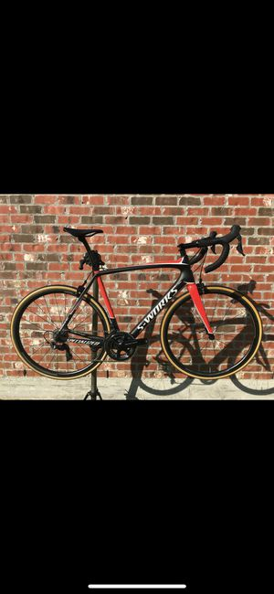 2017 Specialized S-Works Tarmac 58cm for Sale in Youngsville, LA