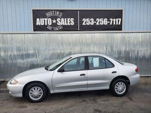2004 Chevrolet Cavalier for Sale in Edgewood, WA