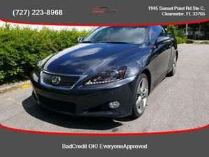 2011 Lexus IS 250C for Sale in Clearwater, FL