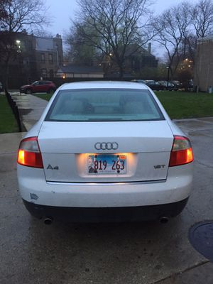 Audi A4 2001 for Sale in Chicago, IL