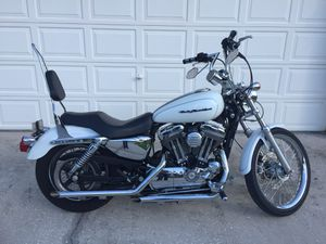 2005 Harley Davidson Sportster 1200XL Custom for Sale in Tampa, FL