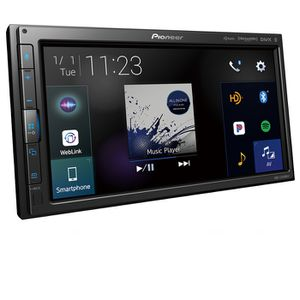 """PIONEER DMH-C2500NEX HIDEAWAY UNIT - DOUBLE DIN 6.8"""" TOUCHSCREEN, CAR STEREO RECEIVER for Sale in Orlando, FL"""