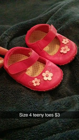 Toddler girl shoes and boots for Sale in Elm City, NC