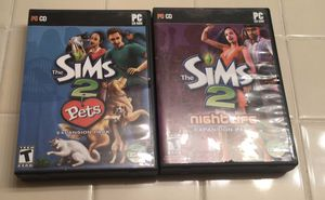Sims expansion pack for Sale in Stockton, CA