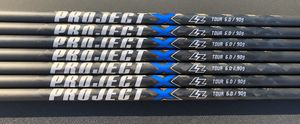 "4-PW Project X LZ Tour 6.0 Stiff Flex .355"" Taper Tip Graphite Iron Shafts 90g for Sale in Honolulu, HI"