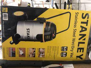 New Stanley wet shop car vacuum for Sale in Springfield, VA