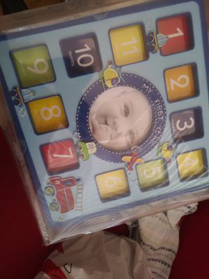 Baby picture frame for Sale in Fresno, CA