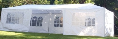 7 wall 10' x 30' Outdoor Wedding/Event tent with windows