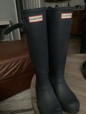 Hunter boots for woman for Sale in Bellevue, WA