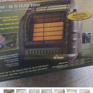 Big Buddy Propane Heater for Sale in Manchester, CT