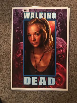 The Walking Dead Poster for Sale in Tallahassee, FL