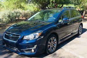 2016 Subaru Impreza Sport Premium 19k Miles for Sale in Tempe, AZ