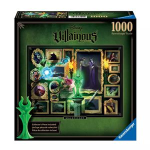 New Sealed Disney Villainous Maleficent Ravensburger 1000 Piece Puzzle for Sale in Lynnwood, WA