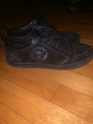 Men's size 10.5 Versace shoes for Sale in Los Angeles, CA