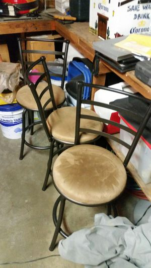 Bar stools 24inch tall for Sale in Santa Fe Springs, CA