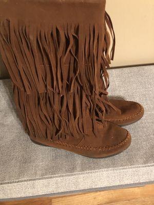 Fringe Boots for Sale in Greenville, SC