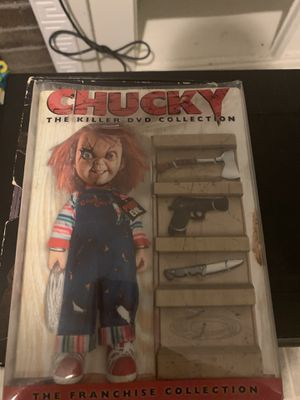 Chucky box set for Sale in Bethlehem, PA