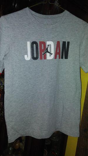 Cool Air Jordan shirt kids large for Sale in Garland, TX