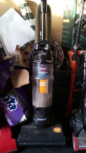 Bissell powerforce compact bagless vacuum for Sale in Houston, TX
