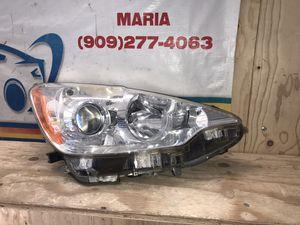2012-2014 Toyota Prius C Headlight Rh for Sale in Eastvale, CA