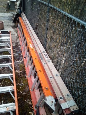 28ft Werner ladder for Sale in Vancouver, WA