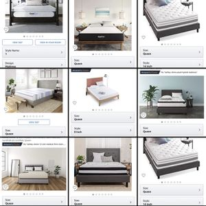 Queen Mattress Sale!!! (50-75% Amazon Prices) for Sale in Columbus, OH