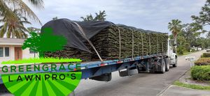 Sod Delivery for Sale in Lake Worth, FL