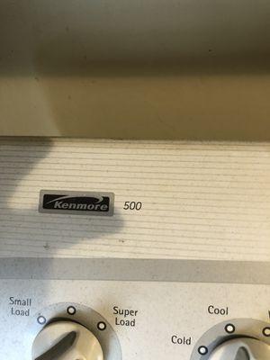 Kenmore 500 washing Machine & Speed Queen Heavy duty Dryer. for Sale in Boston, MA