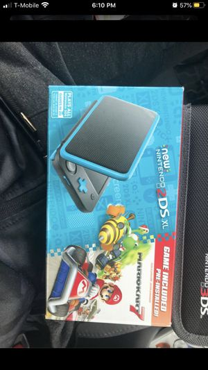 Nintendo 2ds xl limited edition for Sale in Colorado Springs, CO