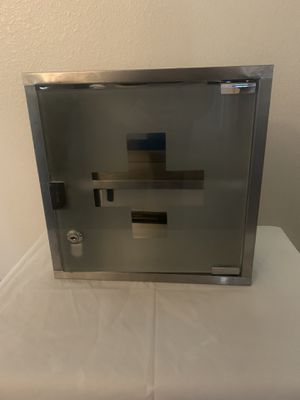 Wall Mount First Aid Box for Sale in Hesperia, CA