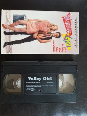 Valley Girl (VHS) for Sale in Chicago, IL
