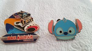 Stitch Disney pins for Sale in Victorville, CA