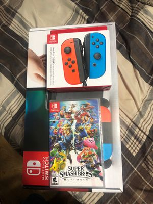 Brand new Nintendo Switch bundle or sell separately for Sale in Orlando, FL