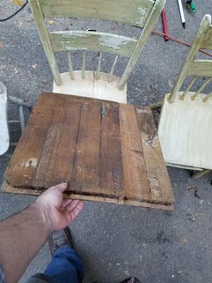 Weathered vintage board about 15 x 15 for Sale in Herndon, VA