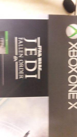 New Xbox one x for Sale in Phoenix, AZ