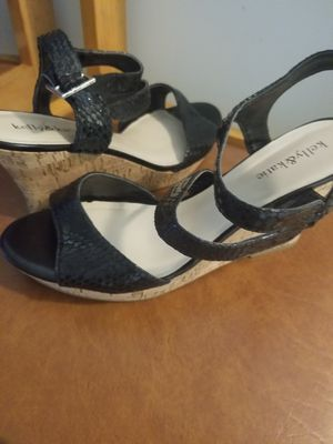Womens Size 10 Wide Width Summer Wedges for Sale in Manassas Park, VA