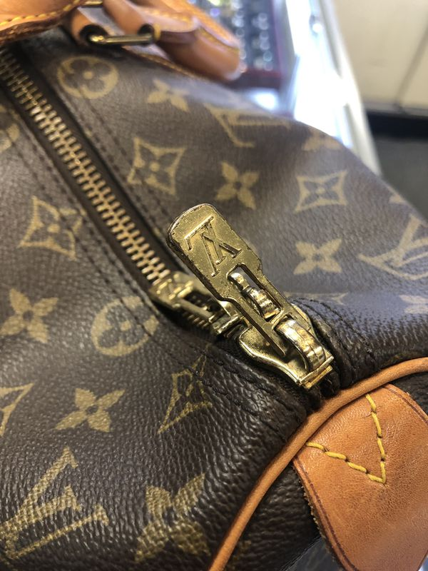 "Louis Vuitton keepall 50 Duffle Back ""Very Good """