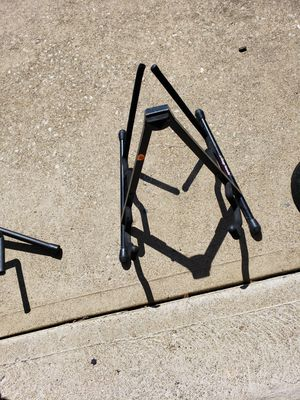 Acoustic and electric guitar stand for Sale in Brunswick, OH
