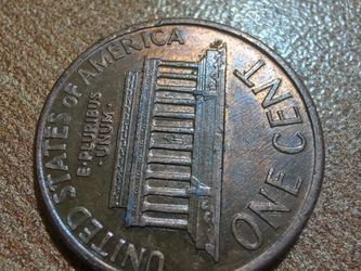 Penny From 1990 With A And M Not Touching Mis Print for Sale in Milwaukie,  OR