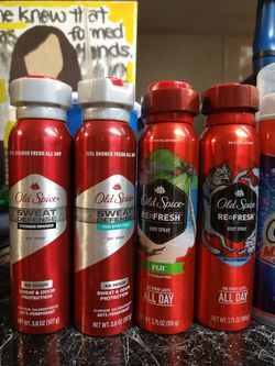 Old spice spray deodorant for Sale in Portland,  OR