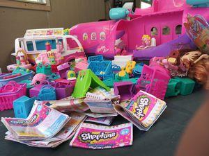 Big lot of Shopkins for Sale in Dallas, TX