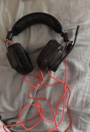 Plantronics gamecom usb headset for Sale in Boca Raton, FL