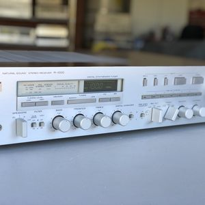 Yamaha R-1000 Vintage Receiver for Sale in Poway, CA