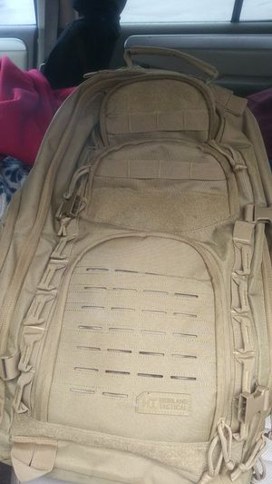 Brand new Highland tactical bag paid 100 plus dollars for Sale in Payson, AZ