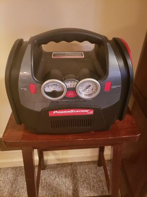 Used Powerstation PSX Heavy Duty Portable Jump Starter. for Sale in West Mifflin, PA
